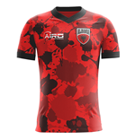 T-Shirt Albanien Fussball 2018-2019 Home