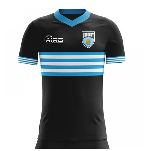 T-Shirt Uruguay Fussball 2018-2019 Away