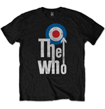 The Who  T-Shirt für Männer - Design: Elevated Target