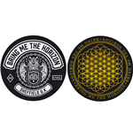 Bring Me The Horizon  Slipmat - Design: Sheffield UK