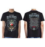 Five Finger Death Punch  T-Shirt für Männer - Design: Wingshield Fall 2017 Tour