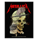 Metallica Aufnäher - Design: Harvester of Sorrow (Loose)