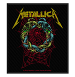 Metallica Aufnäher - Design: Tangled Web
