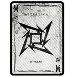 Metallica Aufnäher - Design: Dealer