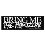 Bring Me The Horizon  Aufnäher - Design: Horror Logo