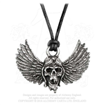 Airbourne  Anhänger - Design: Winged Skull