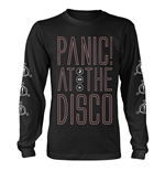 Trikot mit langen Ärmel Panic! at the Disco Name