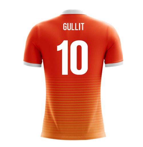 T-Shirt Holland Fussball 2018-2019 Home