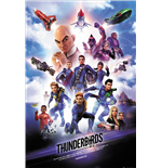 Poster Thunderbirds 300331