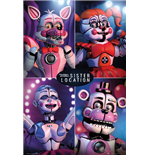 Poster Five Nights at Freddy's 300343