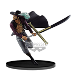 One Piece BWFC Vol. 3 Figur Dracule Mihawk by Stephan Anderson 17 cm