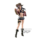 One Piece Flag Diamond Ship Figur Nico Robin 25 cm
