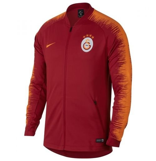 jacke galatasaray 2018 2019 rot original online. Black Bedroom Furniture Sets. Home Design Ideas