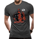 T-Shirt Deadpool 300567