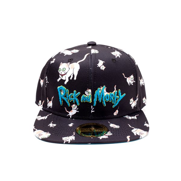 Rick and Morty Snapback Kappe
