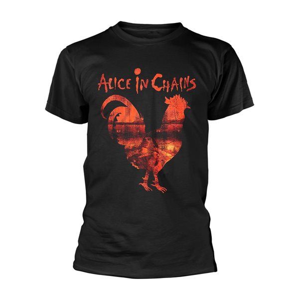 T-Shirt Alice in Chains Rooster Dirt