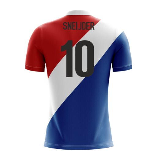 T-Shirt Holland Fussball 2018-2019 Third