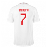 2018/2019 Trikot England Fussball 2018-2019 Home  (Sterling 10) für Kinder