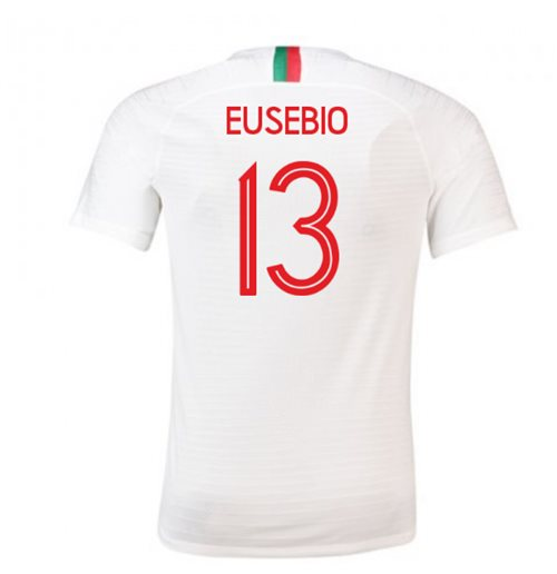 2018/2019 Trikot Portugal Fussball 2018-2019 Away (Eusebio 13)