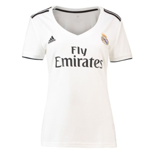 2018/2019 Trikot Real Madrid 2018-2019 Home für Frauen