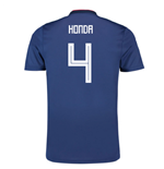 2018/2019 Trikot Japan Fussball 2018-2019 Home (Honda 4) für Kinder