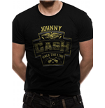 T-Shirt Johnny Cash 301385