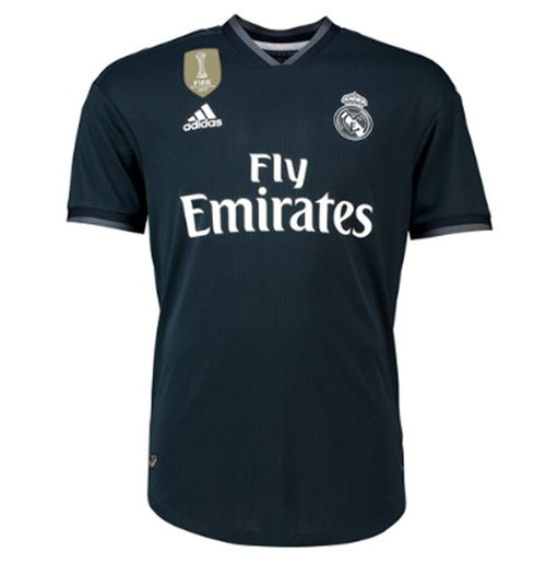 2018/2019 Trikot Real Madrid 2018-2019 Away Authentic Adidas