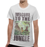 T-Shirt The Jungle Book - Welcome To The Jungle