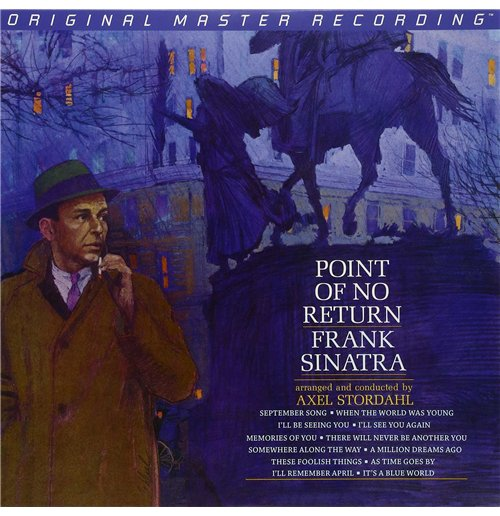Vinyl Frank Sinatra - Point Of No Return