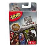 Justice League UNO Kartenspiel *Englische Version*