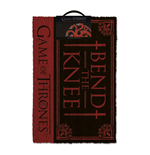 Game of Thrones Fußmatte Bend the Knee 40 x 57 cm