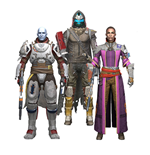 Destiny 2 Actionfiguren 18 cm Sortiment (8)