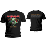 Iron Maiden T-Shirt für Männer - Design: Legacy of the Beast Tour