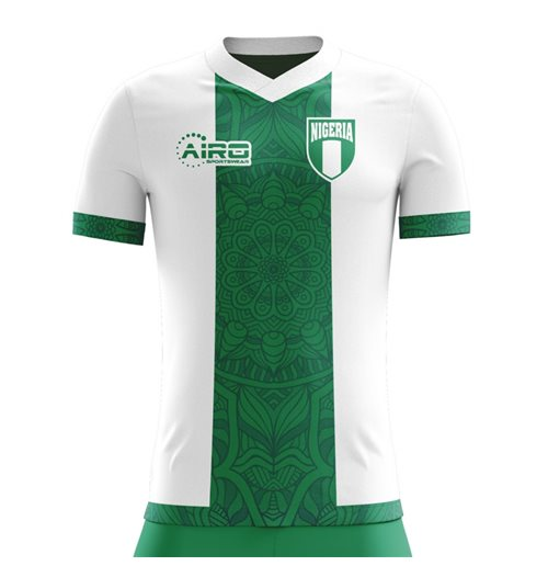 T-Shirt Nigeria Fussball Away Concept 2018-2019