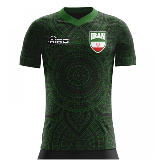T-Shirt Iran Fussball 2018-2019 Third