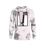 Sweatshirt Panic! at the Disco in Pink (TIE-DYE)