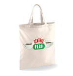 Tasche Friends  - Central Perk Logo in weiss