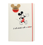 Micky Maus A5 Notizbuch It All Started With A Mouse