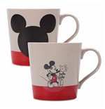 Micky Maus Tasse mit Thermoeffekt It All Started With A Mouse