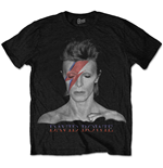 T-Shirt David Bowie  302213