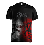 T-Shirt Game of Thrones -  Sigil Face Off