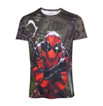 T-Shirt Deadpool 302257