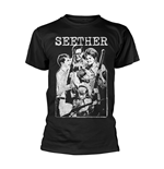 T-Shirt Seether 302389