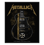 Metallica Aufnäher - Design: Hetfield Guitar (Loose)