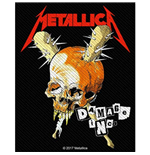 Metallica Aufnäher - Design: Damage Inc (Loose)