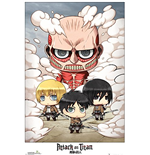 Poster Attack on Titan 302553