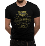 T-Shirt Johnny Cash 302859
