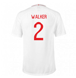 2018/2019 Trikot England Fussball 2018-2019 Home  (Walker 2) für Kinder