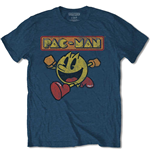 Pac-Man T-Shirt für Männer - Design: Eighties