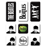The Beatles Magnet - Design: Classic Icons